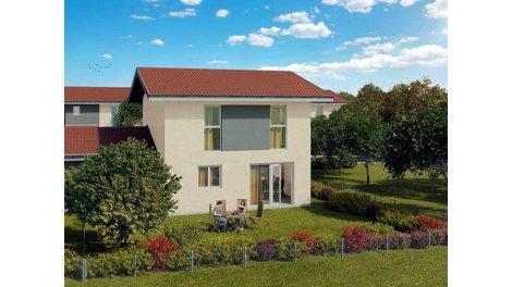 Appartements et maisons neuves Passy C1 à Passy