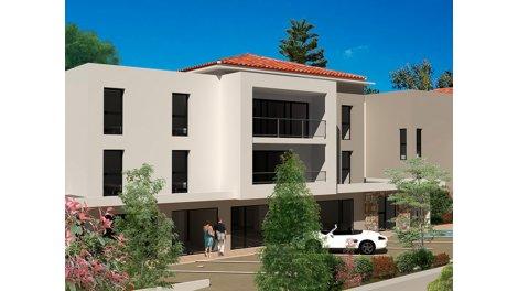 eco habitat neuf à Zonza
