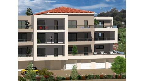 logement neuf à Zonza