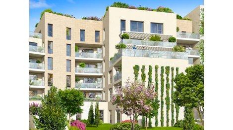 Appartement neuf Lyon 5ème C1 investissement loi Pinel à Lyon 5ème
