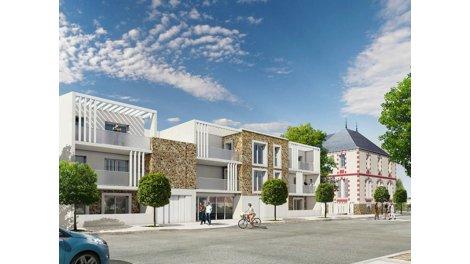 Appartement neuf Les Sables d'Olonne C1 investissement loi Pinel à Les Sables d'Olonne