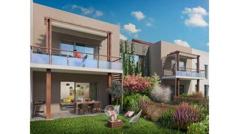 Appartement neuf Chassieu C1 investissement loi Pinel à Chassieu