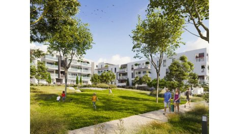 Appartements et maisons neuves Montpellier C3 à Montpellier