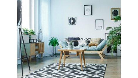 logement neuf à Chenove