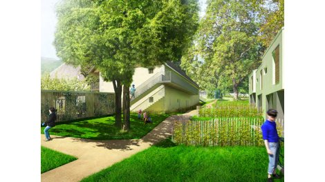 Appartements et maisons neuves La Motte-Servolex C1 investissement loi Pinel à La Motte-Servolex