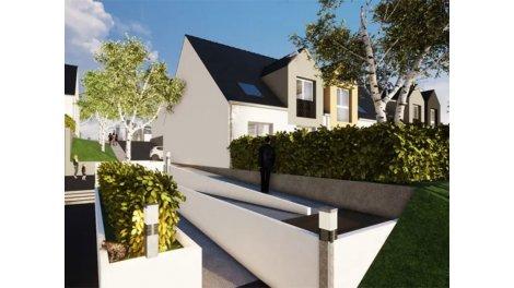 eco habitat neuf à Talmont-Saint-Hilaire