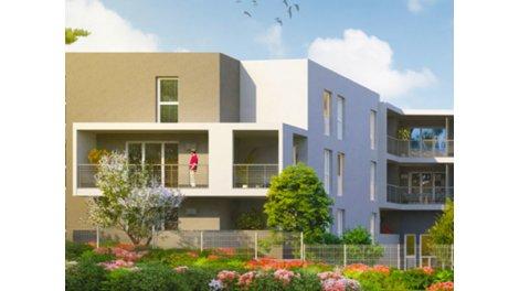 Appartement neuf Sète C1 investissement loi Pinel à Sète