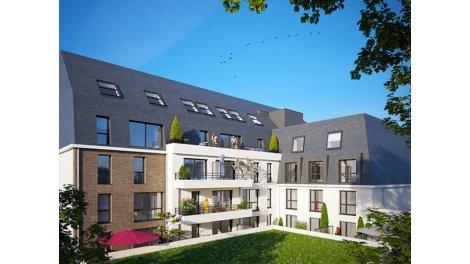 Appartement neuf Rouen C3 éco-habitat à Rouen