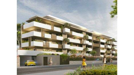 Appartement neuf Montpellier C4 à Montpellier