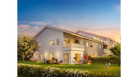 Appartement neuf Craponne C1 investissement loi Pinel à Craponne