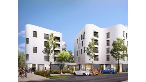 Appartement neuf Décines-Charpieu C1 investissement loi Pinel à Décines-Charpieu