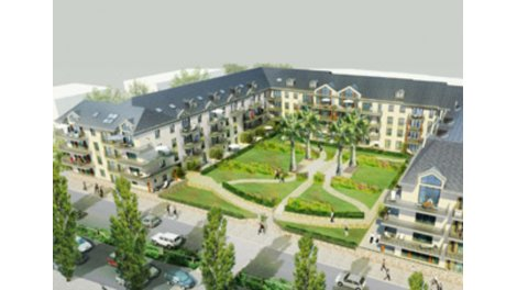 Appartement neuf Les Sables d'Olonne C2 investissement loi Pinel à Les Sables d'Olonne