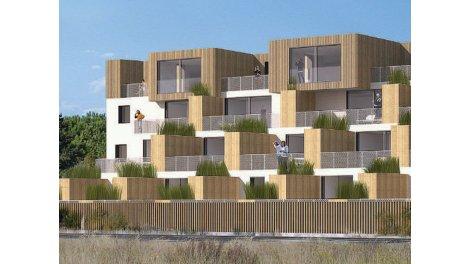 Appartement neuf La Rochelle C1 éco-habitat à La Rochelle