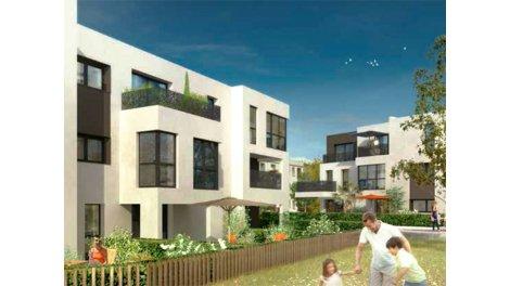 Appartement neuf Saint-Jacques-de-la-Lande C1 éco-habitat à Saint-Jacques-de-la-Lande