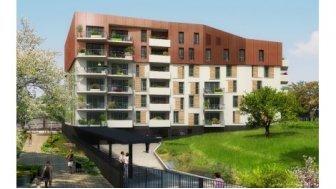 Appartements neufs Rouen Rive Gauche investissement loi Pinel à Rouen