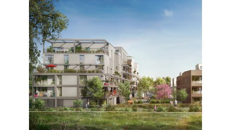 Appartements neufs Id'Halles éco-habitat à Toulouse