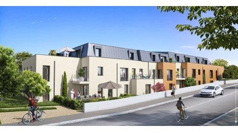 Appartement neuf Résidence Vallon d'ys à Couëron