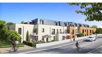 Appartements neufs Résidence Vallon d'ys éco-habitat à Couëron