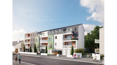 Appartement neuf L'Oriel à Nantes
