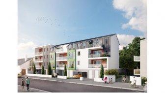 Appartements neufs L'Oriel éco-habitat à Nantes