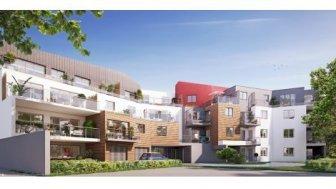 Appartements neufs Résidence Villa Asterias éco-habitat à Saint-Brévin-les-Pins