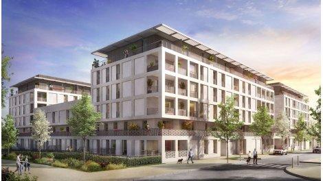 Appartement neuf Cosmopoly éco-habitat à Castelnau-le-Lez