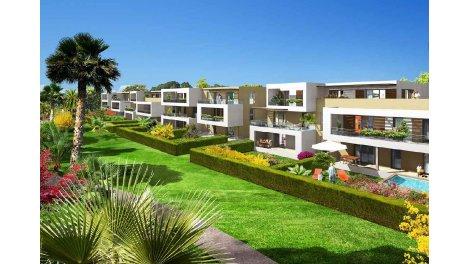 Appartement neuf Domaine de Belrose éco-habitat à Juvignac