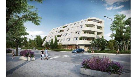 Appartement neuf Les Tortues éco-habitat à La Grande Motte