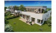 Appartements neufs L'Ecrin du Coteau éco-habitat à Montpellier