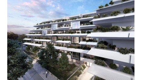 Appartement neuf Amaya éco-habitat à Montpellier