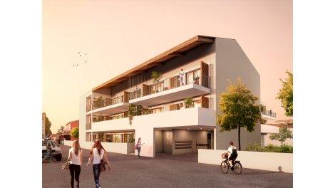 Appartement neuf Clos du Figuier éco-habitat à Villeneuve-les-Maguelone