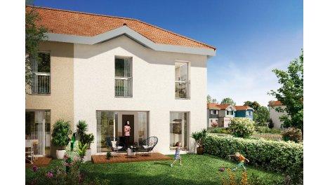 Appartements et villas neuves Les Villas des Cordées éco-habitat à Chatelaillon-Plage