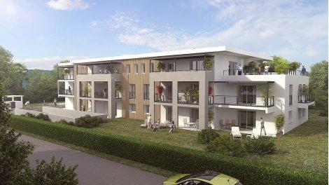 Appartements neufs Le Parc de Saint Hubert éco-habitat à Bayonne
