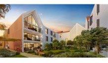 Appartements neufs Les Jardins de Mussonville éco-habitat à Bègles