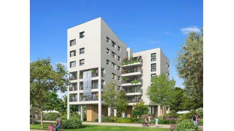 Appartement neuf Bordeaux Brazza à Bordeaux