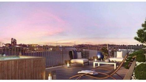 Appartement neuf Bordeaux Belvédère à Bordeaux
