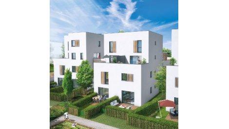 Appartement neuf Les Essentielles éco-habitat à Colomiers