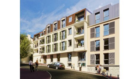 Appartement neuf Lesully à Le Pecq