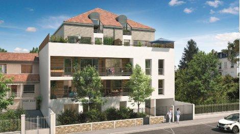 Appartement neuf Carre Livry à Livry-Gargan