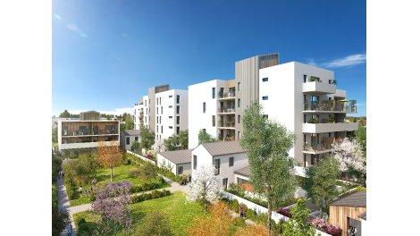 Appartements et maisons neuves Lormont - le Parc des Lauriers éco-habitat à Lormont