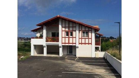 Appartements neufs Gaineko Etxea éco-habitat à Saint-Jean-de-Luz