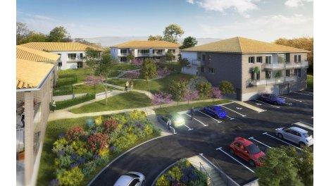 Appartement neuf Domaine de Cayras à Saint-Orens-de-Gameville
