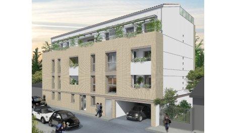 Appartement neuf Toulouse Caousou à Toulouse