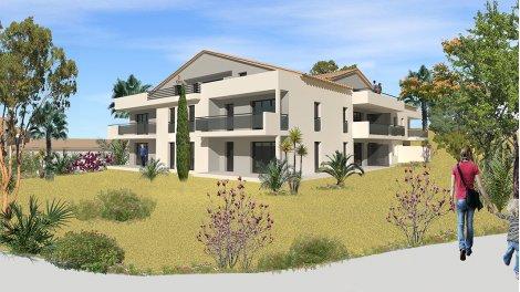 Appartement neuf Les Jardins de Chiara à La Garde