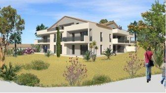Appartements neufs Les Jardins de Chiara éco-habitat à La Garde