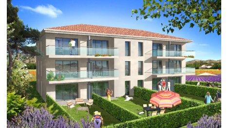 Appartement neuf Le Kallisté à Sanary-sur-Mer