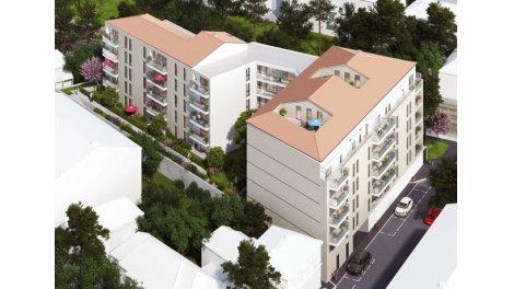 Appartement neuf Le Titan à Toulon