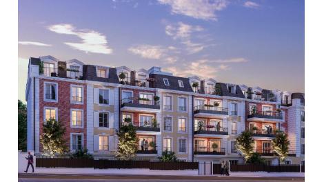 Appartement neuf Dakota investissement loi Pinel à Gagny