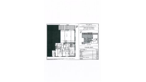 logement neuf à Ajaccio