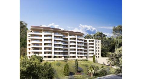 Appartement neuf Les Hauts du Parc Imperial éco-habitat à Ajaccio